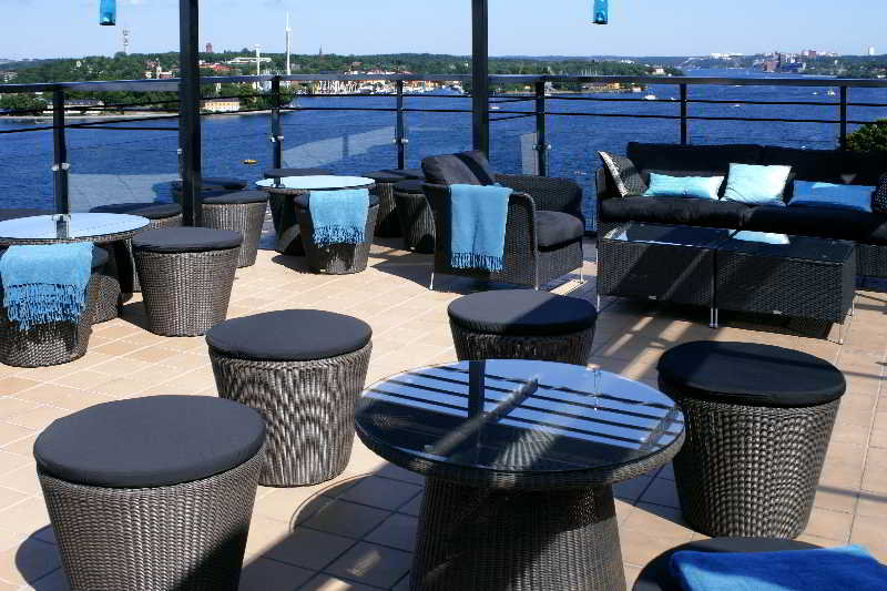 Terrace Scandic Sjofartshotellet Stockholm