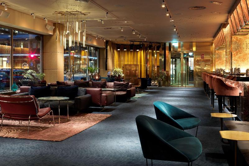 Bar Scandic Anglais Stockholm