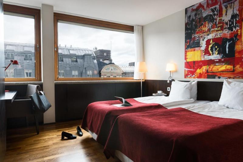 Room Scandic Anglais Stockholm