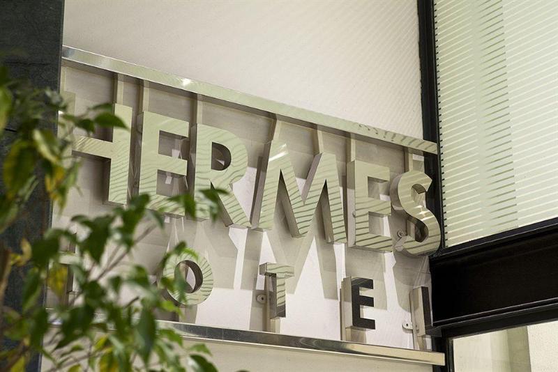General view Hermes Hotel