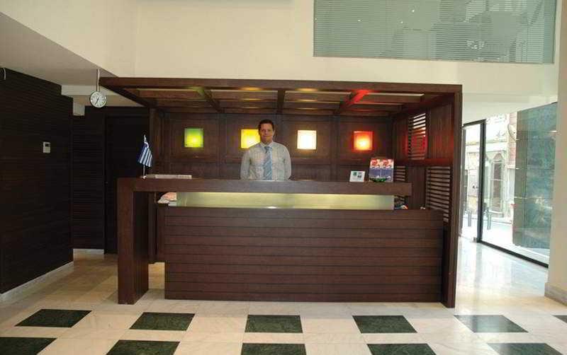 Lobby Hermes Hotel