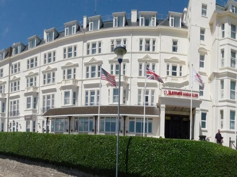 General view Marriott Hotel Bournemouth