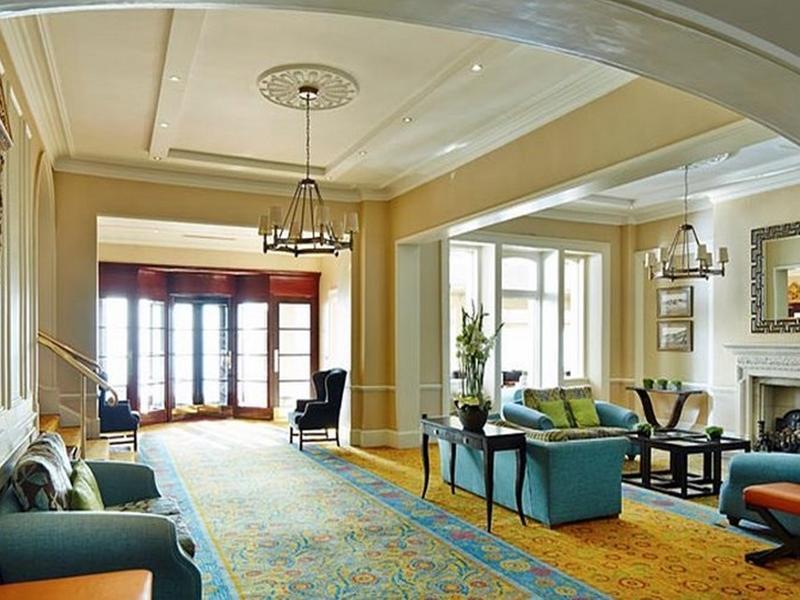Lobby Marriott Hotel Bournemouth