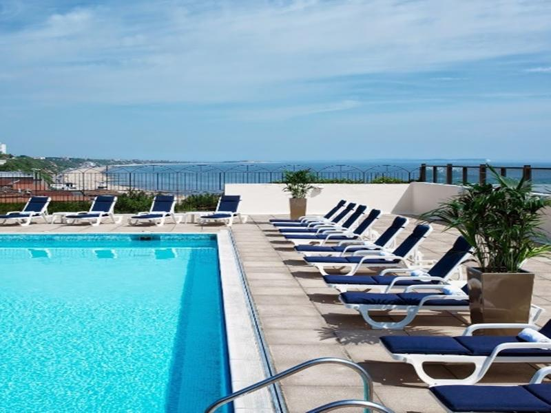 Pool Marriott Hotel Bournemouth