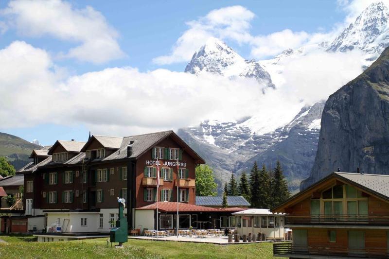 Jungfrau & Lodge - Hotel - 4