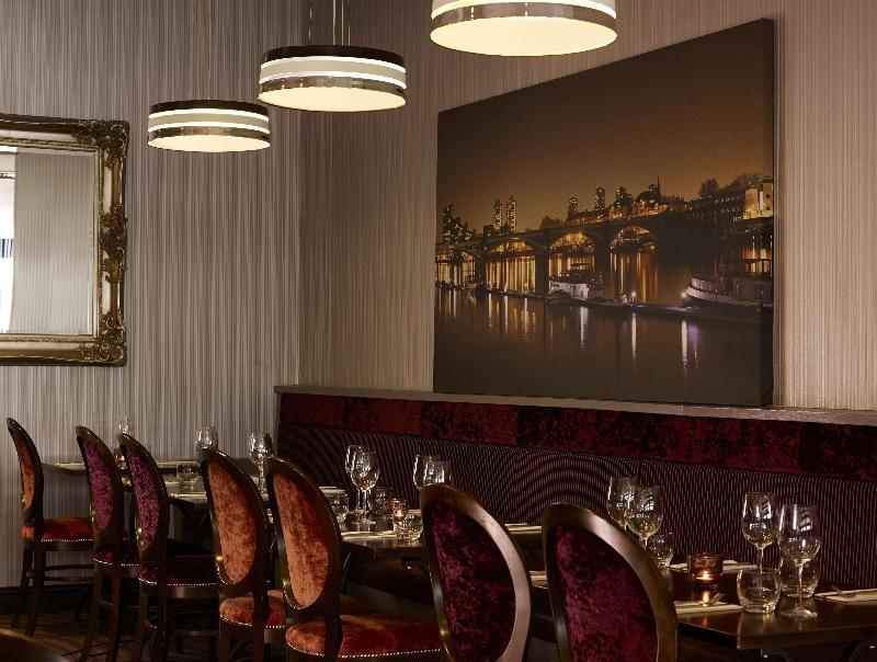Restaurant Doubletree By Hilton London Chelsea