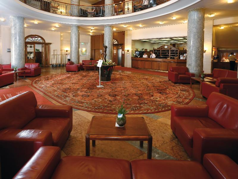 Lobby Danubius Hotel Gellert