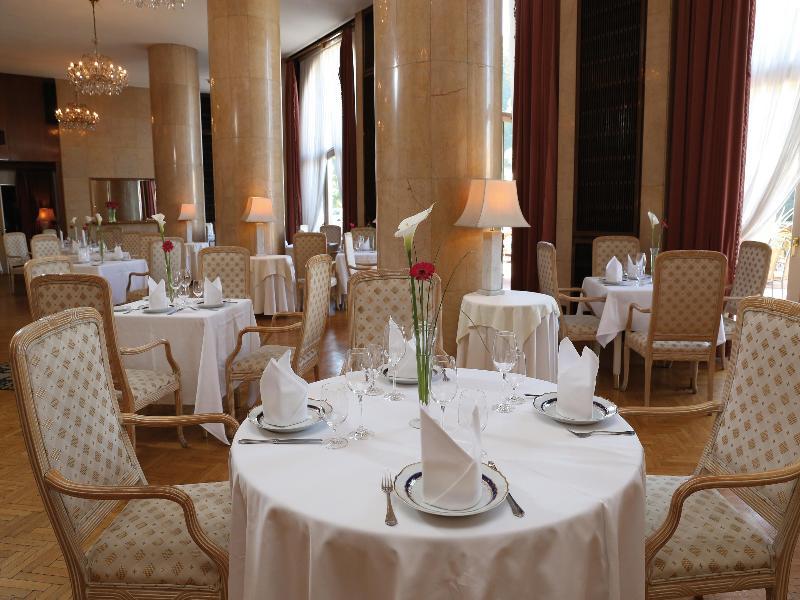 Restaurant Danubius Hotel Gellert