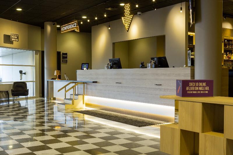 Lobby Scandic Glostrup/copenhagen