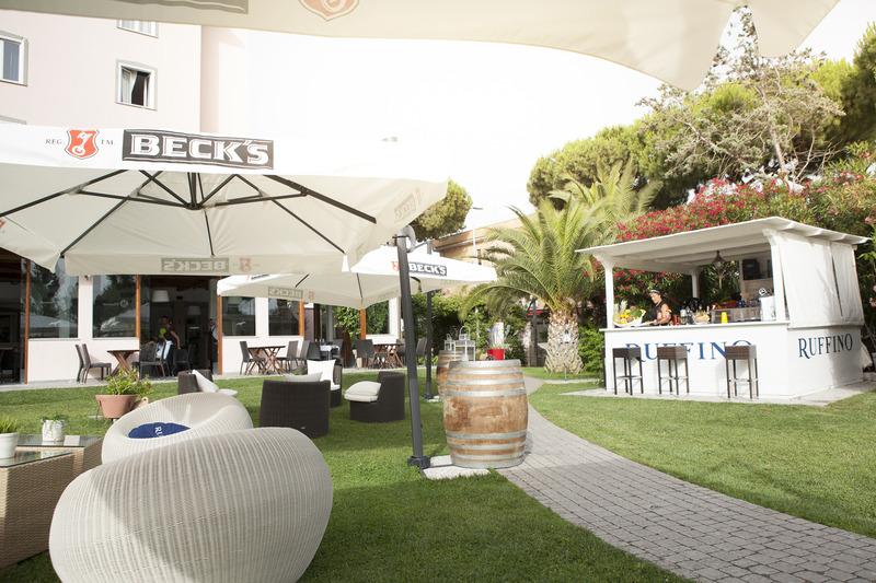 Restaurant Golden Tulip Rome Airport Isola Sacra