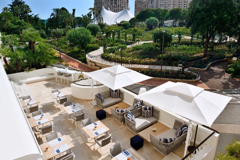 Restaurant Columbus Monaco
