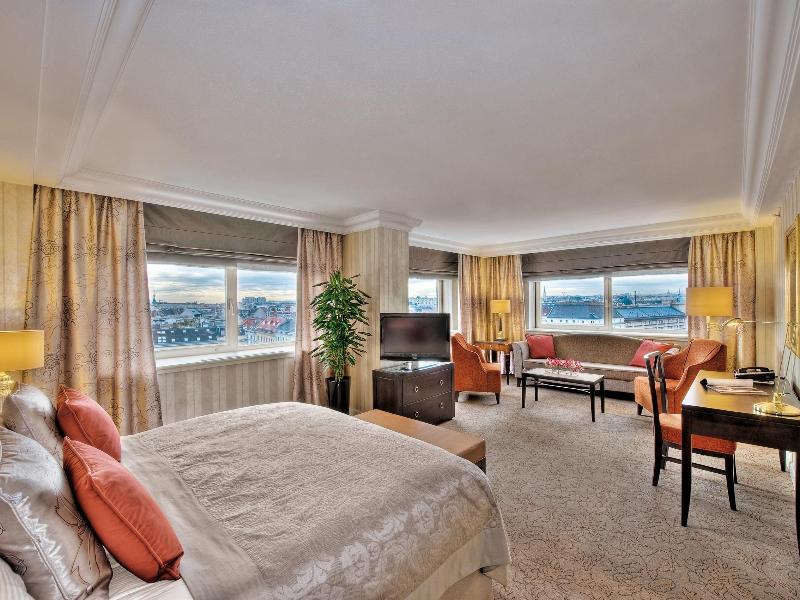 Room Intercontinental Vienna