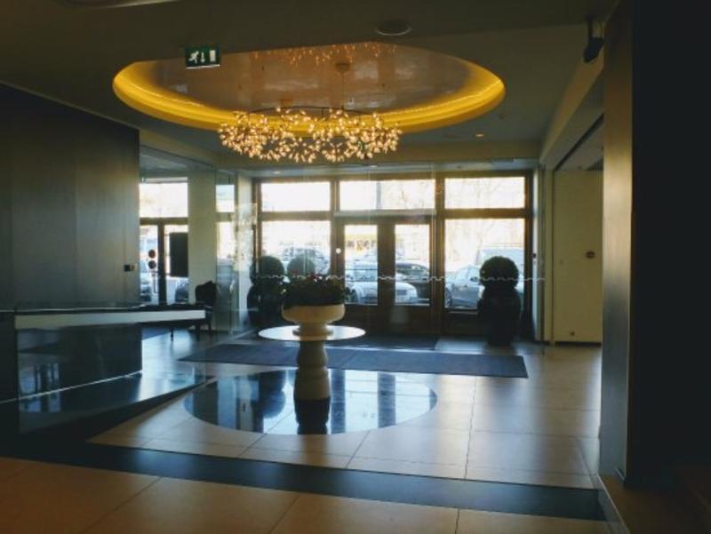 Lobby Hotel Palace