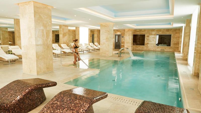 Sports and Entertainment Grand Hotel Kempinski Riga