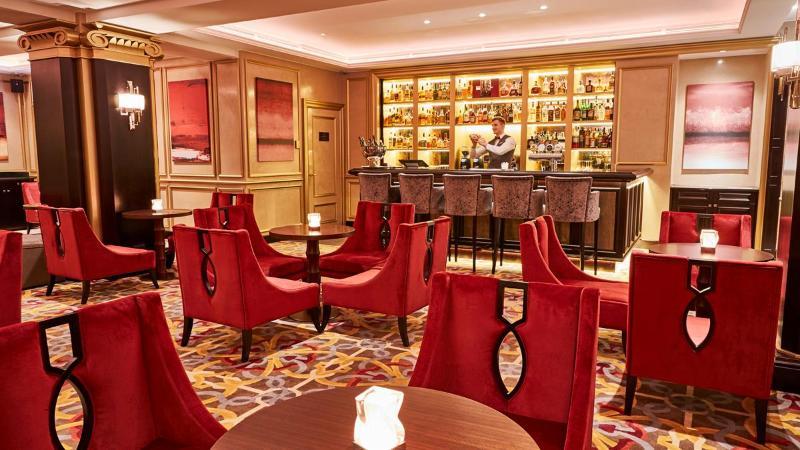 Restaurant Grand Hotel Kempinski Riga