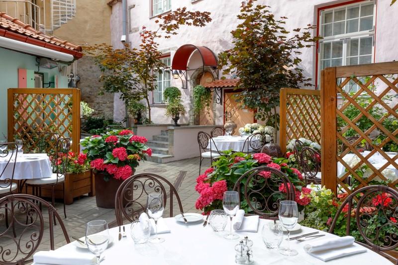Terrace Schlossle