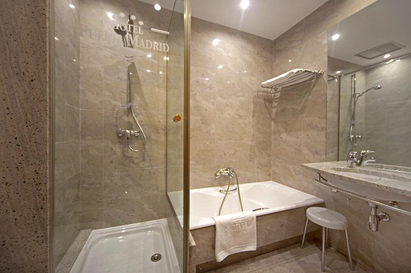 Fotos Hotel Silken Puerta Madrid