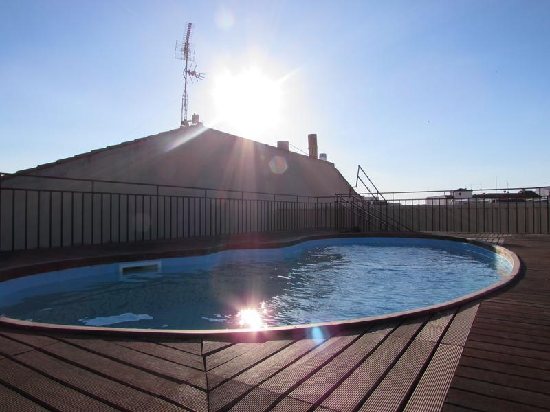 Pool Alameda Palace