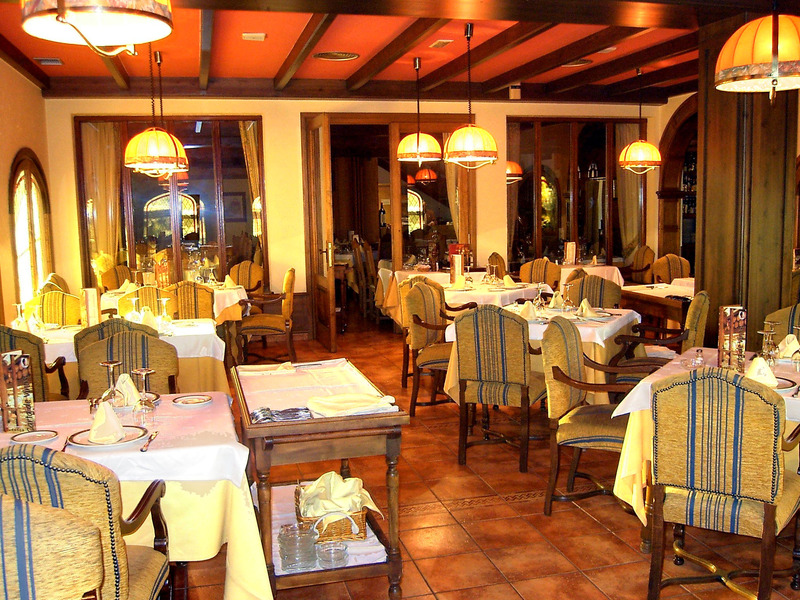 Restaurant Tudanca-aranda Ii