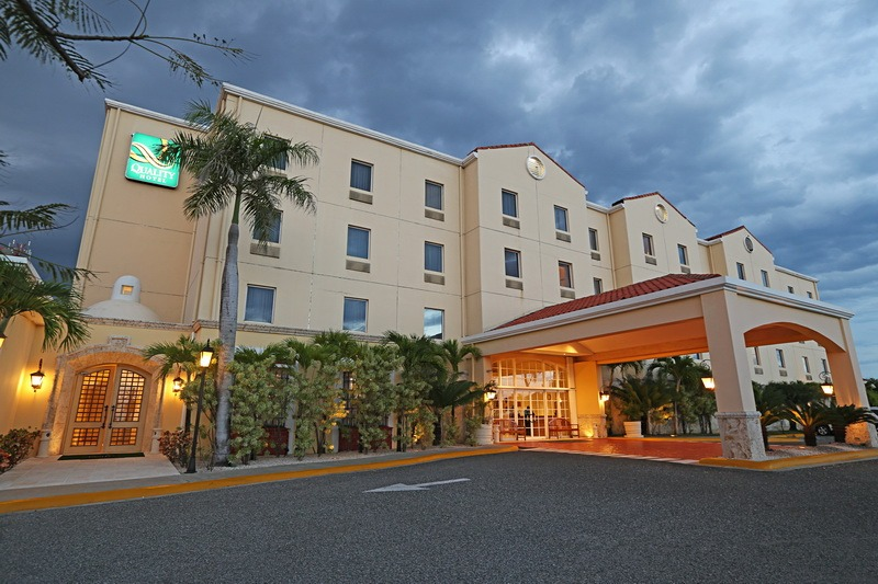 Санто-Доминго - Quality Hotel Real Aeropuerto Santo Domingo