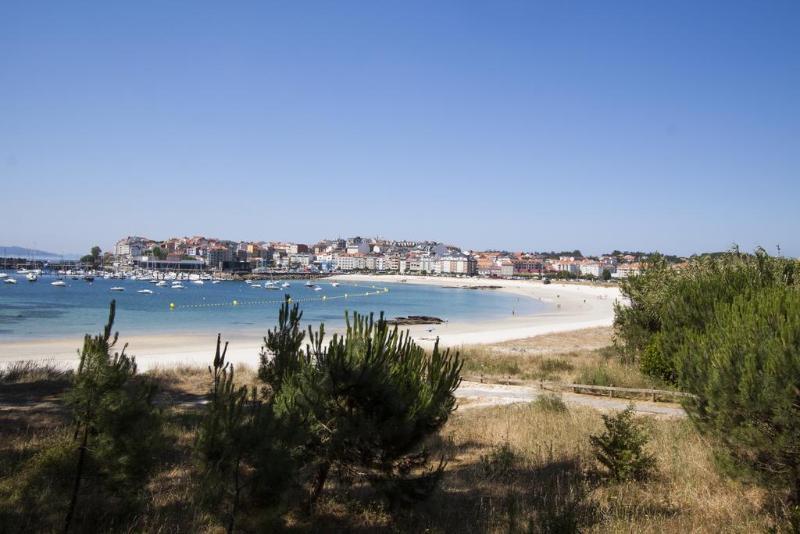 General view Inffinit Sanxenxo Playa