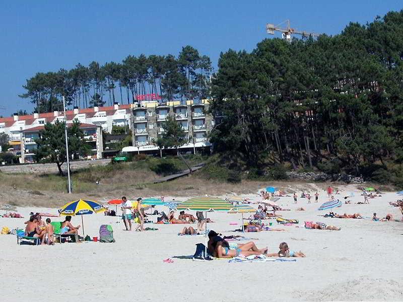 Beach Inffinit Sanxenxo Playa