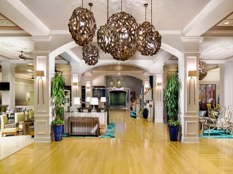 Lobby Wyndham Lake Buena Vista Disney Springs