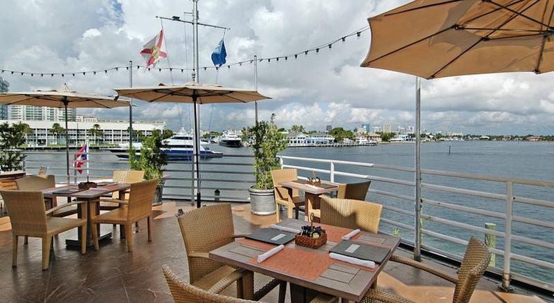 Terrace Pier Sixty-six & Marina