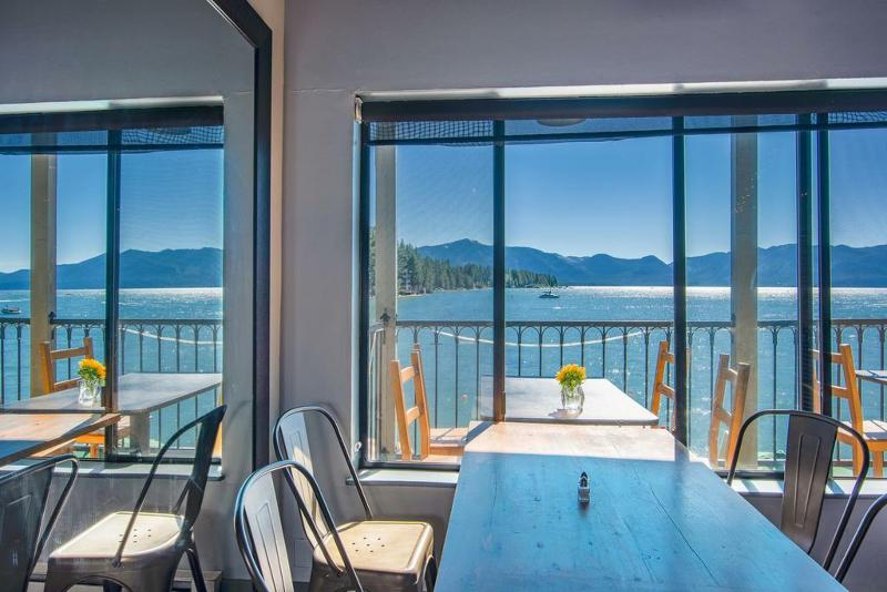 Restaurant The Beach Retreat & Lodge At Tahoe