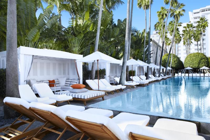 Pool Delano South Beach