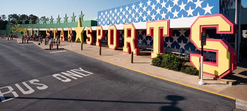 Hotel Disney All Star Sports Resort Foto 14