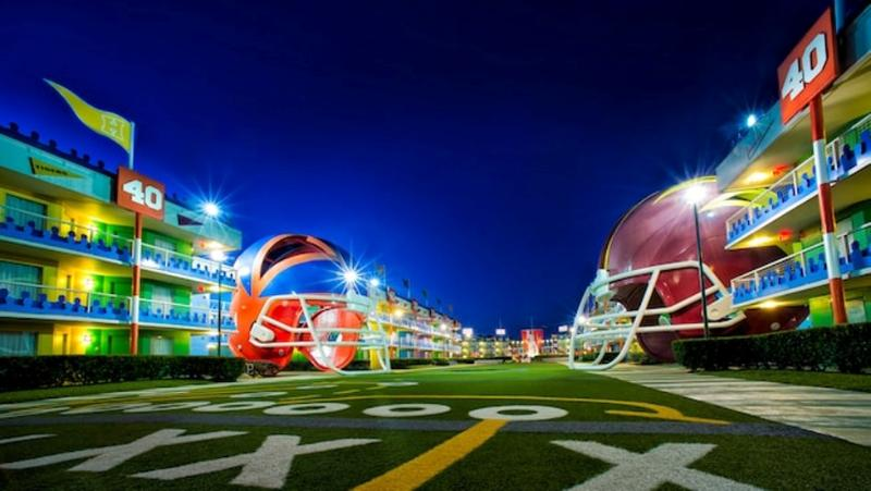 Hotel Disney All Star Sports Resort Foto 17