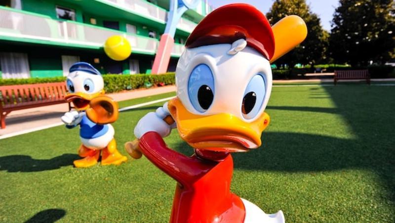 Hotel Disney All Star Sports Resort Foto 19