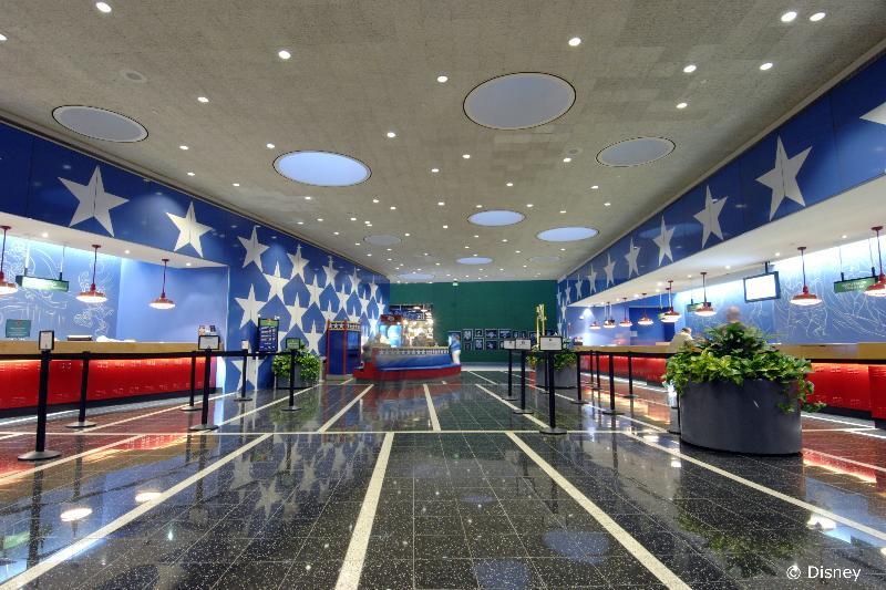 Hotel Disney All Star Sports Resort Foto 21