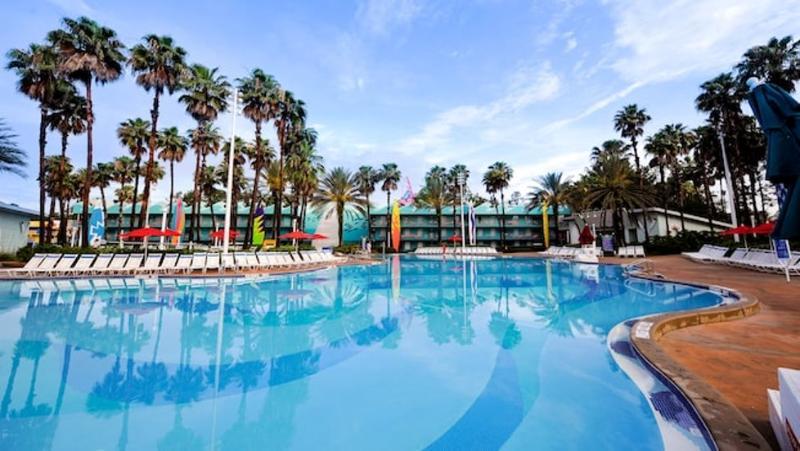 Hotel Disney All Star Sports Resort Foto 22