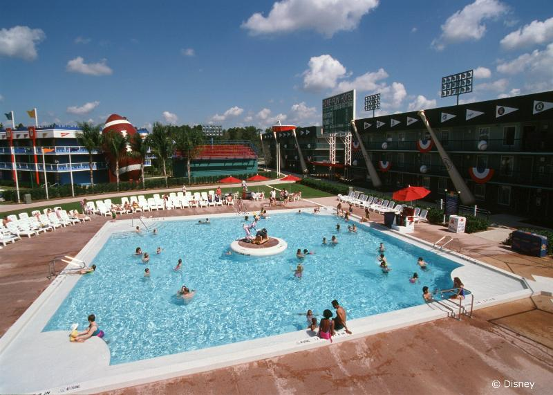 Hotel Disney All Star Sports Resort Foto 24