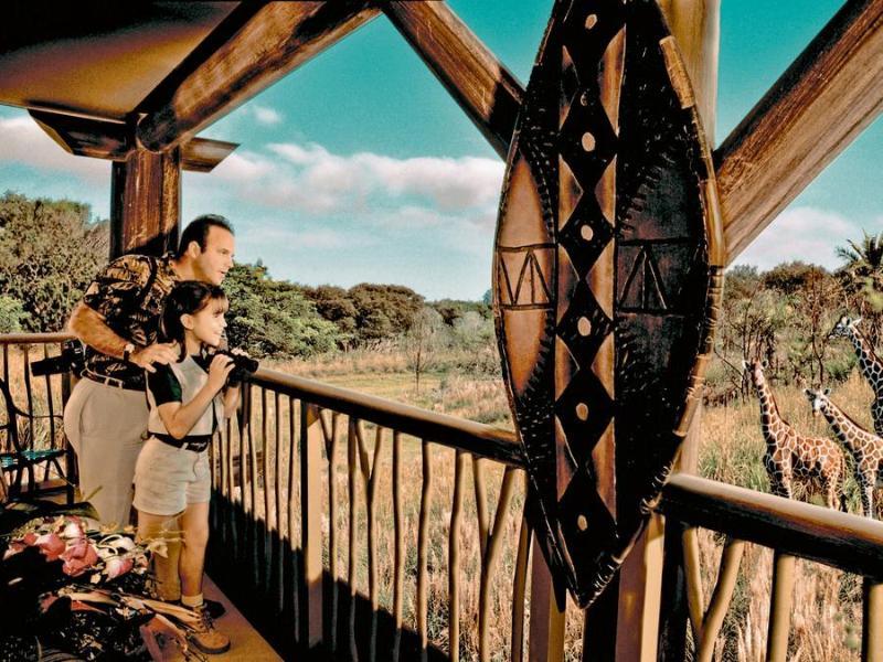 Hotel Disney Animal Kingdom Lodge Foto 24