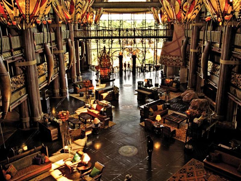Hotel Disney Animal Kingdom Lodge Foto 21