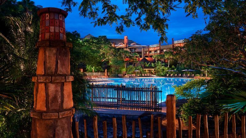 Hotel Disney Animal Kingdom Lodge Foto 18