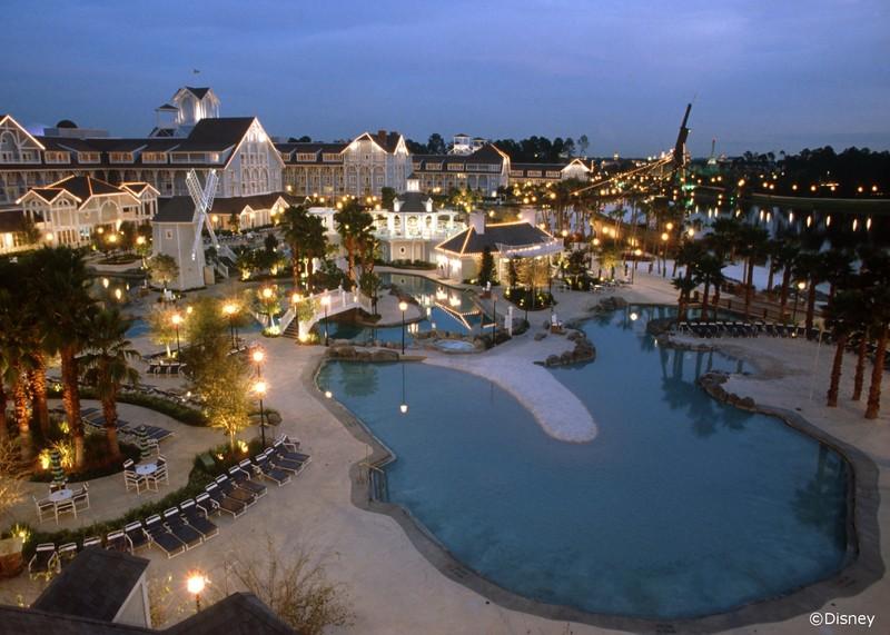 Hotel Disney Beach Club Resort Foto 13
