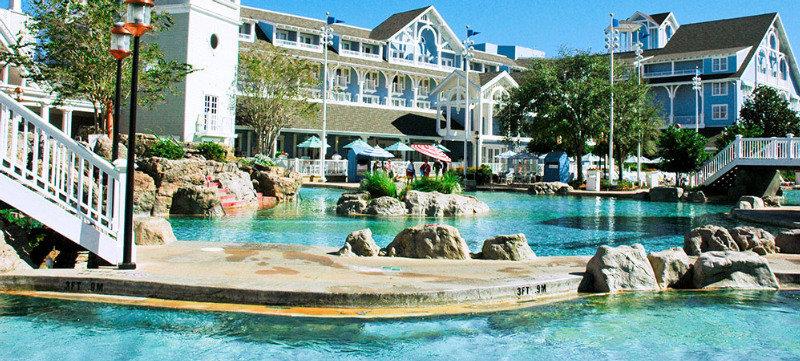 Hotel Disney Beach Club Resort Foto 16