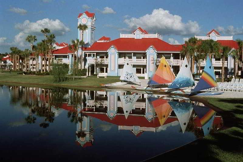 Hotel Disney Caribbean Beach Resort Foto 8