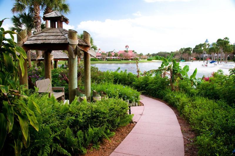Hotel Disney Caribbean Beach Resort Foto 9