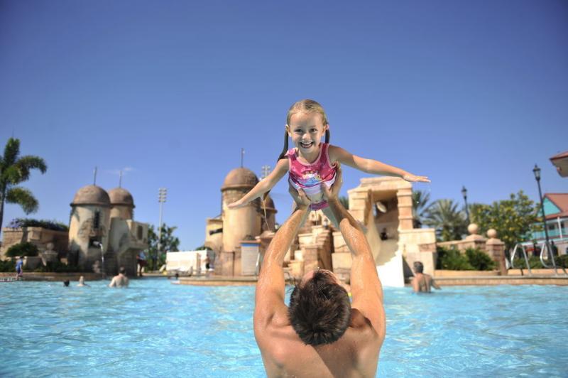 Hotel Disney Caribbean Beach Resort Foto 12
