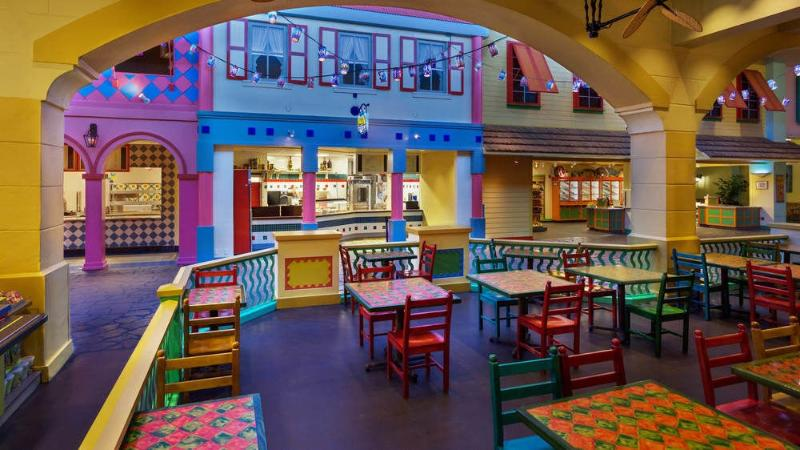 Hotel Disney Caribbean Beach Resort Foto 15