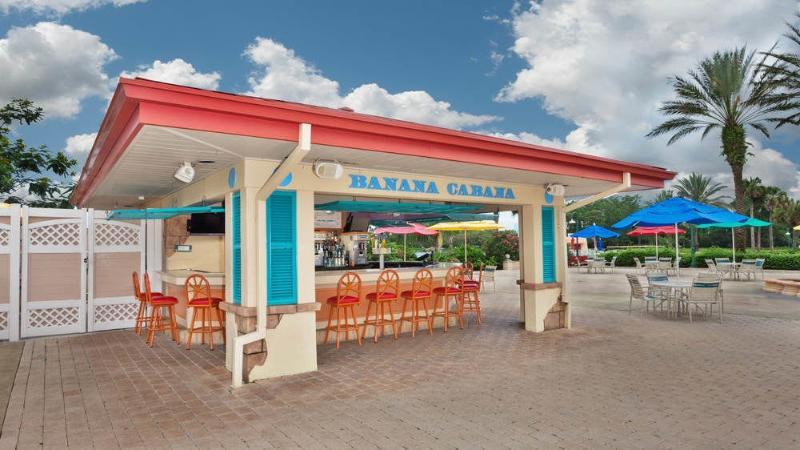 Hotel Disney Caribbean Beach Resort Foto 19