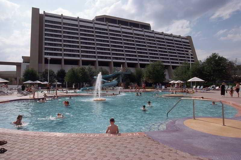 Hotel Disney Contemporary Resort Foto 9