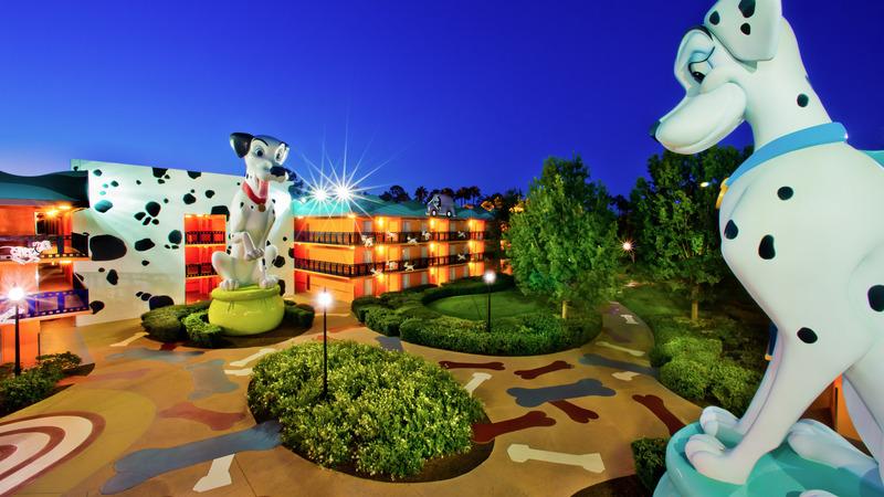 Hotel Disney All Star Movies Resort Foto 7