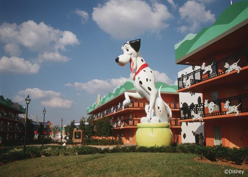 Hotel Disney All Star Movies Resort Foto 22