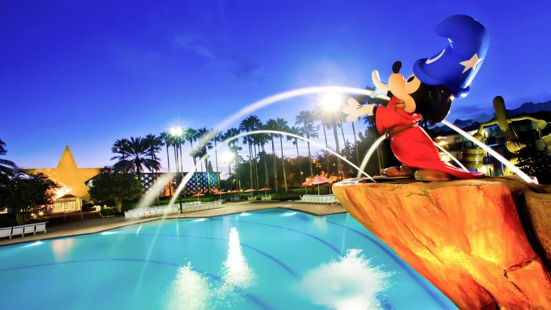 Hotel Disney All Star Movies Resort Foto 12